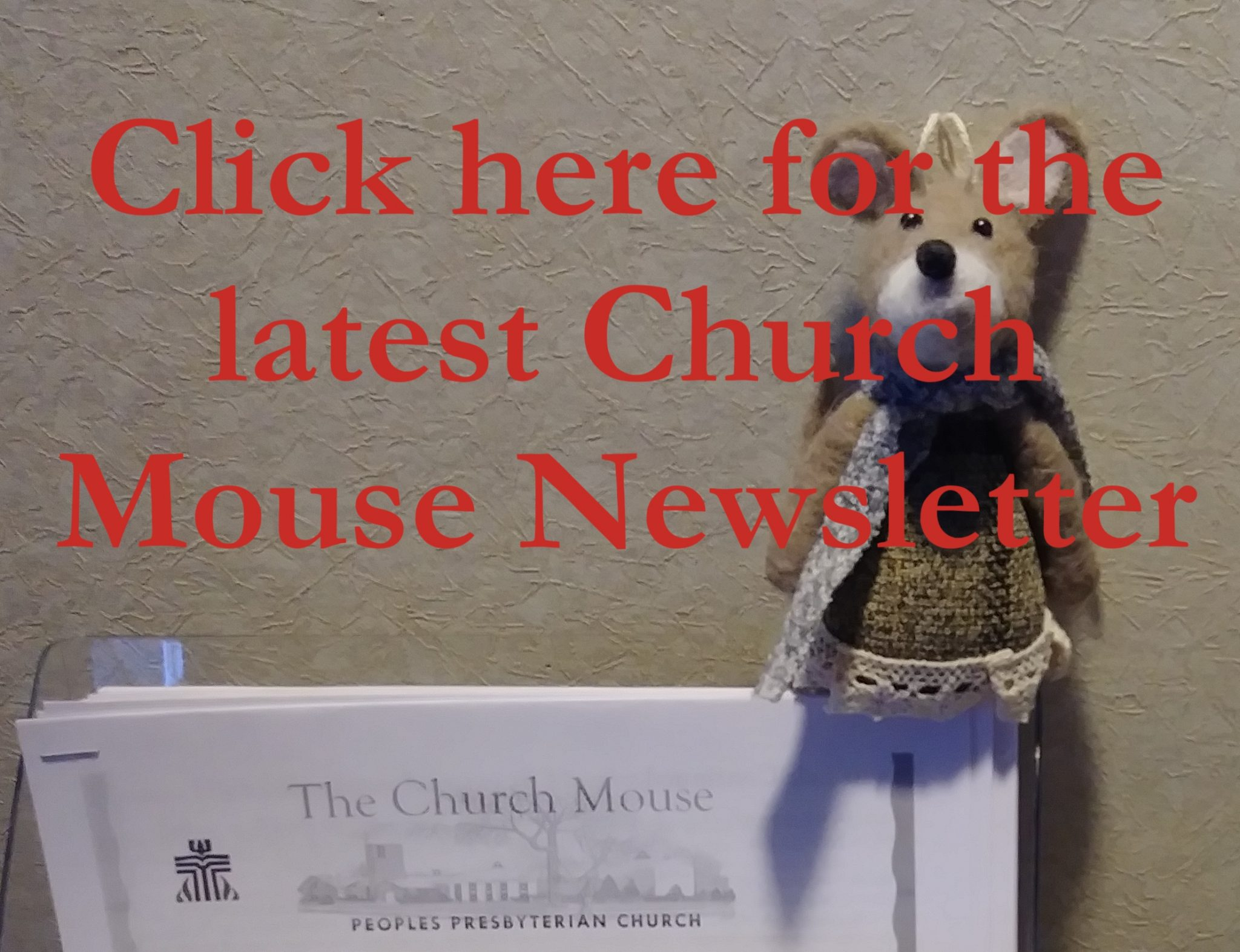 church. mouse.